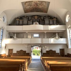 Beckenried St. Heinrich und Andreas Orgelprospekt (4)