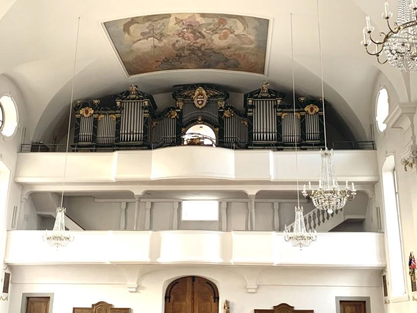 Beckenried St. Heinrich und Andreas Orgelprospekt (5)