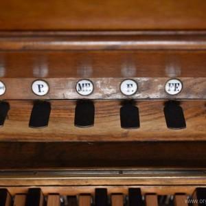Beckenried St. Heinrich und Andreas Orgelspieltisch (7)