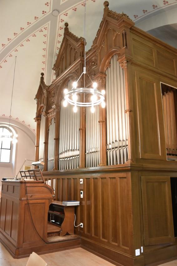 Orgel Göschenen